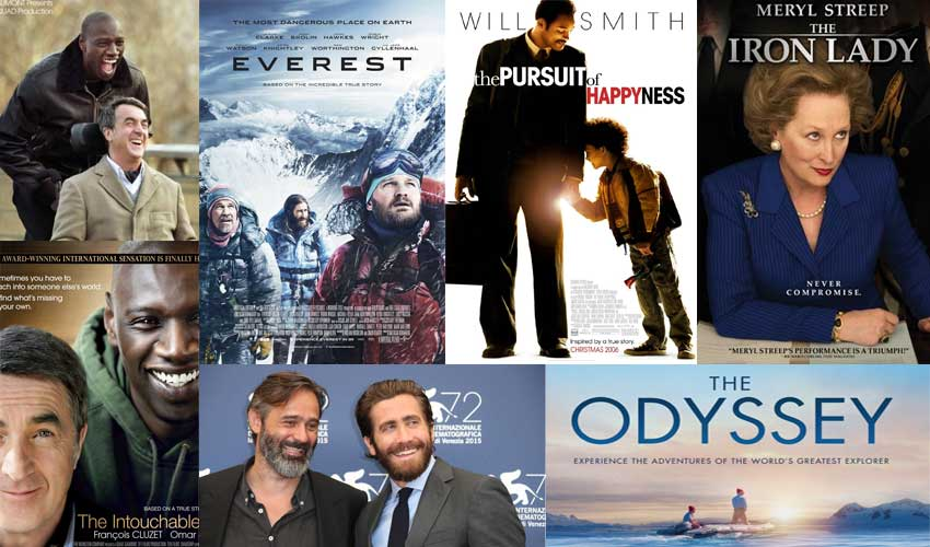 Топ 5 лучших фильмов – основанных на реальных событиях