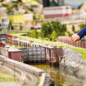 Miniatur Wunderland *** офіційне відео *** найбільша модель залізниці та залізниці світу