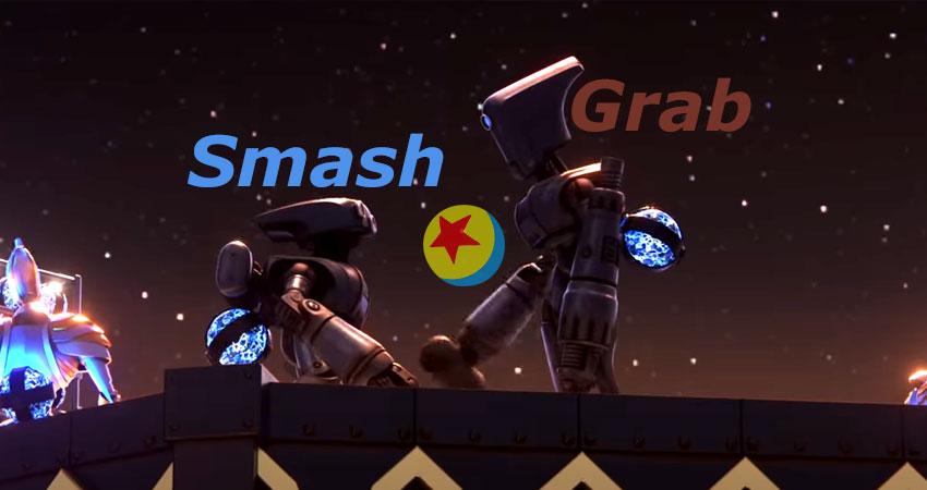 Smash-&-Grab